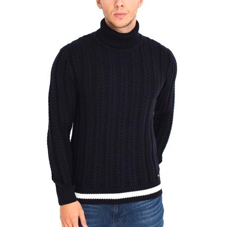 Tom Sweater // Navy (XS)
