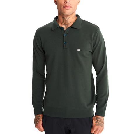 Vero Sweater // Green (XS)