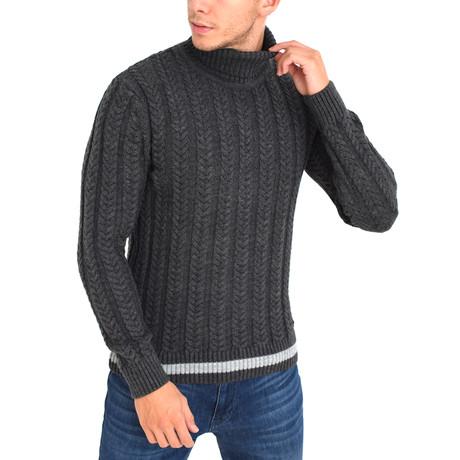 Tom Sweater // Anthracite (XS)