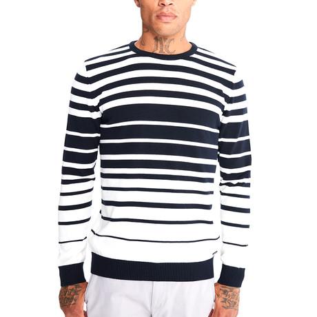 Jimmy Sanders // Alanzo Sweater // Navy (XS)