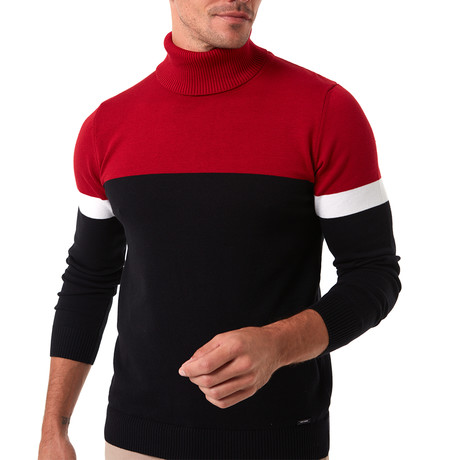Amor Sweater // Red (XS)