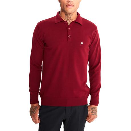 Vero Sweater // Bordeaux (XS)