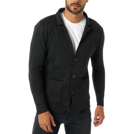 Jimmy Sanders // Pereira Sweater // Black (XS)