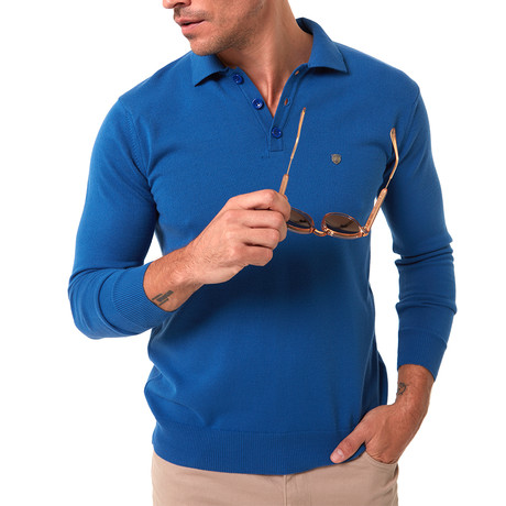 Vero Sweater // Baby Blue (XS)