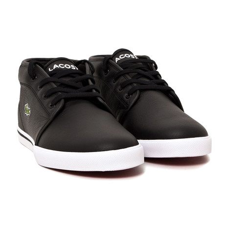 Mid-Top Sneakers // Black (Euro: 39)