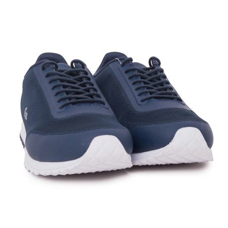 Sporty Sneakers // Navy + White (Euro: 39)