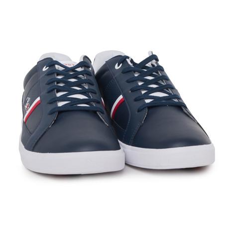 Sneakers // Navy + White (Euro: 39)