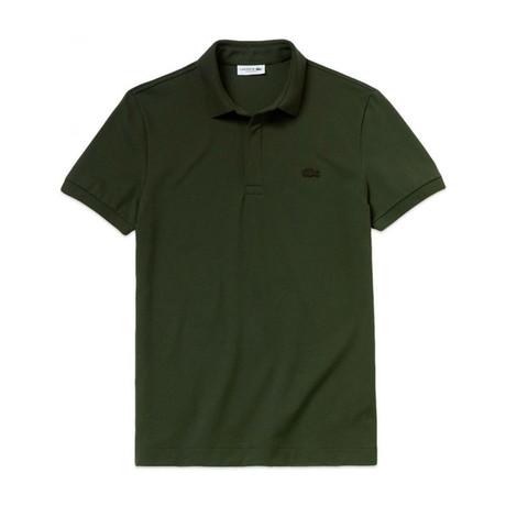Polo Shirt // Green (XS)