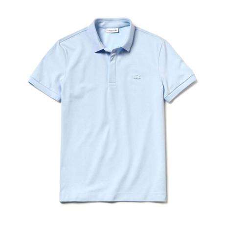 Polo Shirt // Light Blue (XS)