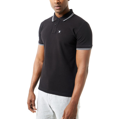 Jeremy Short Sleeve Polo (S)