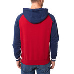 Joshua Sweatshirt // Red (S)