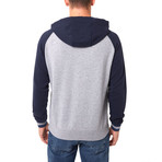 Julian Sweatshirt // Gray Melange (S)