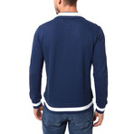 Michael Sweatshirt // Navy (S)
