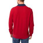Johnson Sweatshirt // Red (L)