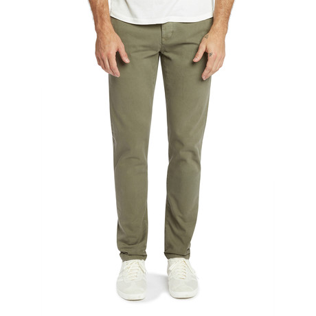 Weekend Chino // Olive (27)