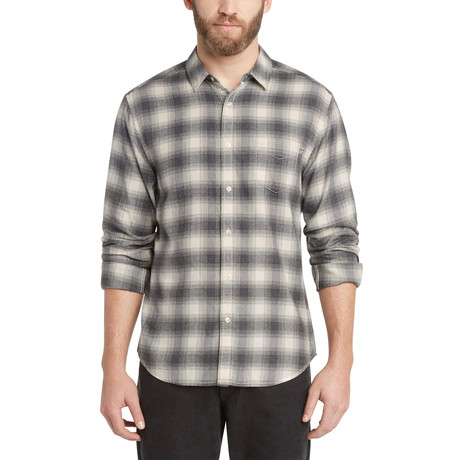 Lumberjack Shirt // Irish Cream (S)