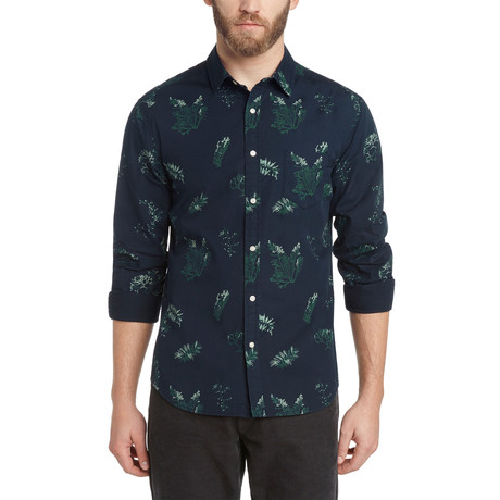 Botanist Shirt // Royal Navy (S)