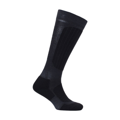 Thermoform Mountain Socks // Black (35-38 (Euro))