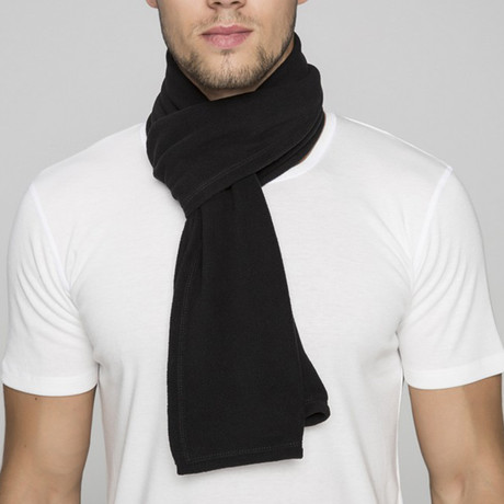 Thermoform Fleece Scarf