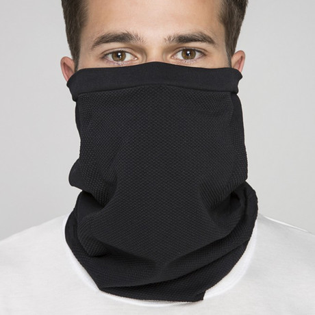 Extreme Neck Gaiter // Black