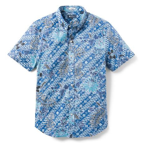 Patina Batik Tailored // True Blue (XS)