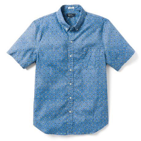 Java Flowers Tailored // Dutch Blue (XS)