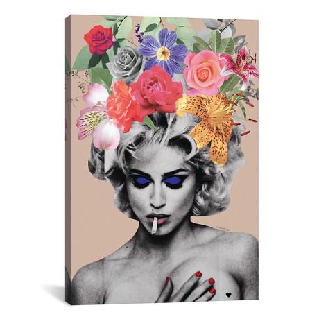 """De Madonna Grande // Ana Paula Hoppe (12""""W x 18""""H x 0.75""""D)"""