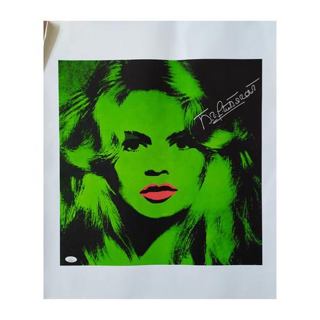 Brigitte Bardot Canvas