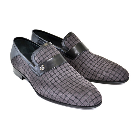 Loafer // Gray (US: 7)