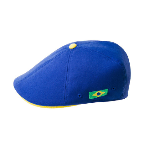 Nations Flexfit 504 // Brazil (S/M)