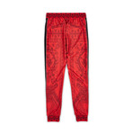 Corinthian Track Pants // Red (L)