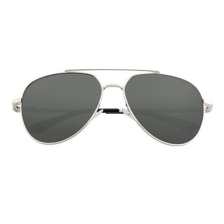 Lyra Polarized Sunglasses (Black Frame + Black Lens)