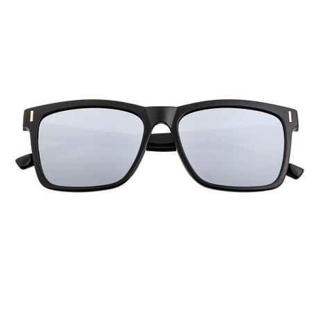 Pictor Polarized Sunglasses (Black Frame + Black Lens)