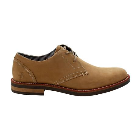 Wade Dress Shoes // Cub Brown + Tan (US: 7)