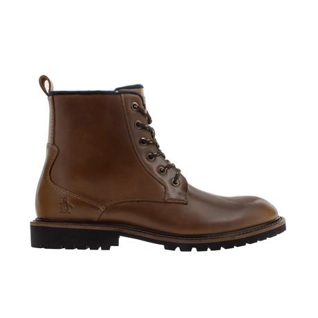 Jaden Boots // Cognac (US: 7)