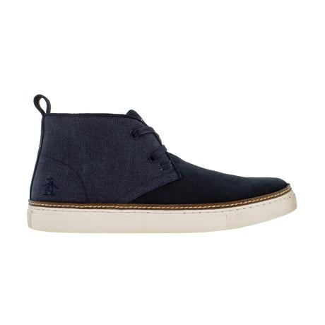 Constantine High-Top Sneakers // Navy (US: 7)