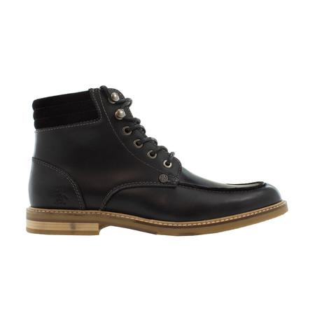 Shane Boots // Black (US: 7)