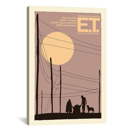 """E.T. (12""""W x 18""""H x 0.75""""D)"""