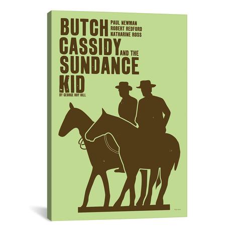 "Butch Cassidy (12""W x 18""H x 0.75""D)"