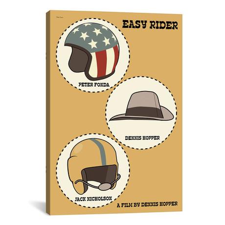 "Easy Rider (12""W x 18""H x 0.75""D)"