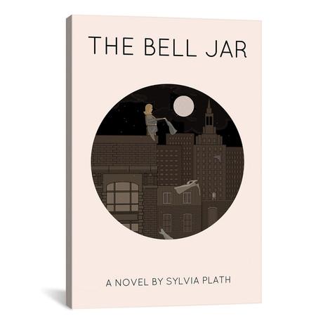 """Bell Jar // Claudia Varosio (12""""W x 18""""H x 0.75""""D)"""