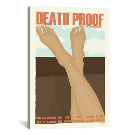 "Death Proof (12""W x 18""H x 0.75""D)"