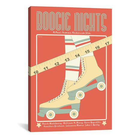"Boogie Nights (12""W x 18""H x 0.75""D)"