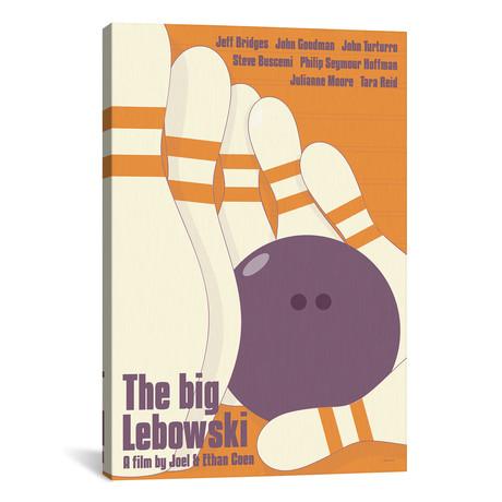"""Big Lebowski (12""""W x 18""""H x 0.75""""D)"""
