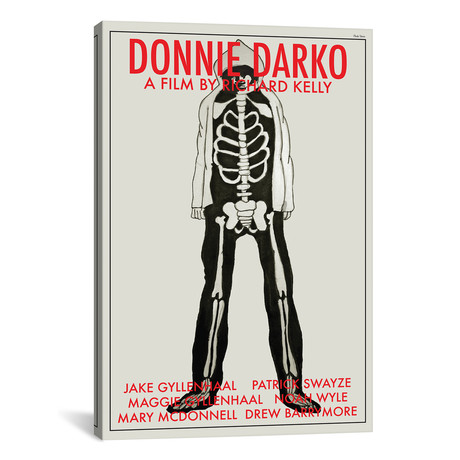"Donnie Darko (12""W x 18""H x 0.75""D)"