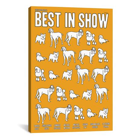 """Best In Show (12""""W x 18""""H x 0.75""""D)"""