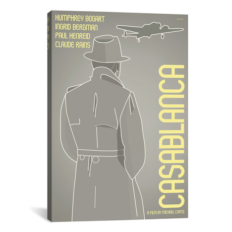 "Casablanca (12""W x 18""H x 0.75""D)"