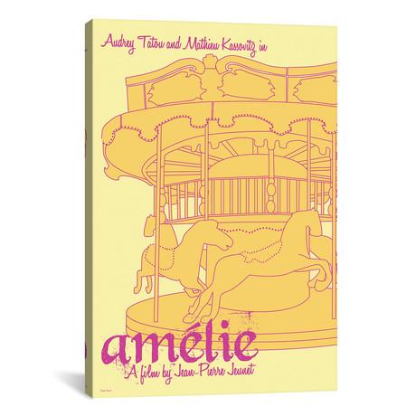 """Amelie (12""""W x 18""""H x 0.75""""D)"""