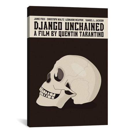 "Django Unchained (12""W x 18""H x 0.75""D)"
