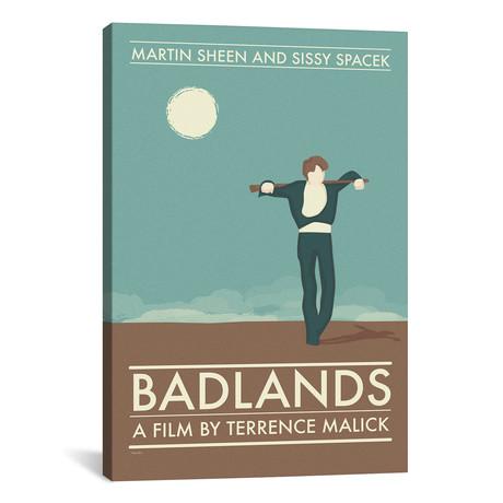 "Badlands (12""W x 18""H x 0.75""D)"